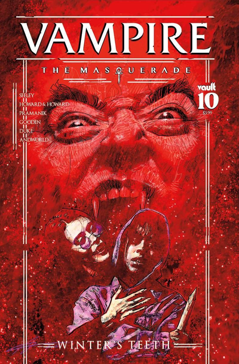 VAMPIRE THE MASQUERADE #10