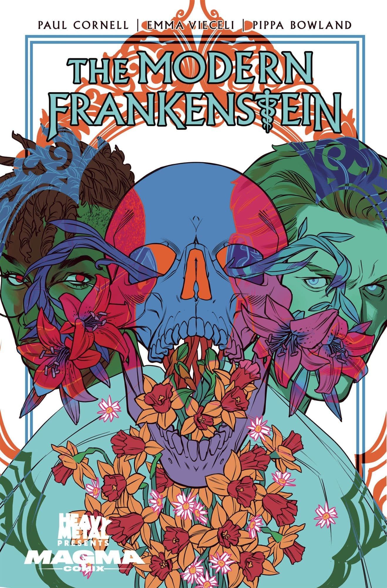 MODERN FRANKENSTEIN #4 10 COPY STOTT INCV (MR)