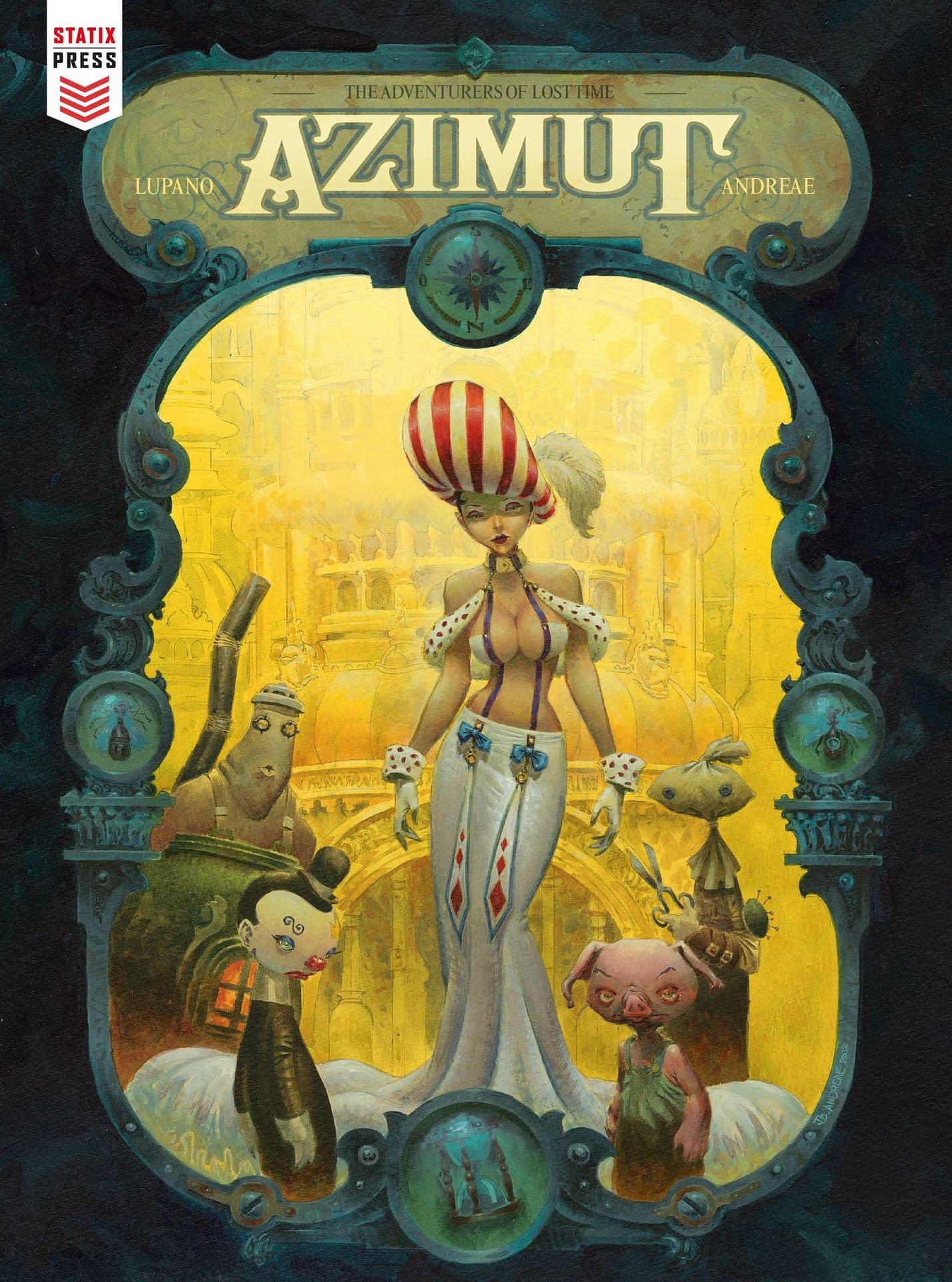 AZIMUT HC (MR)