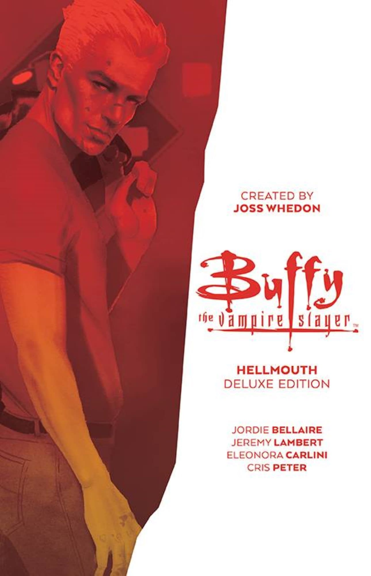 BUFFY THE VAMPIRE SLAYER HELLMOUTH DLX ED HC