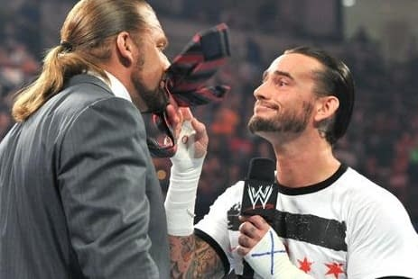 CM Punk Returning To Wrestling? Maybe. Maybe Not. He's Not Even Sure