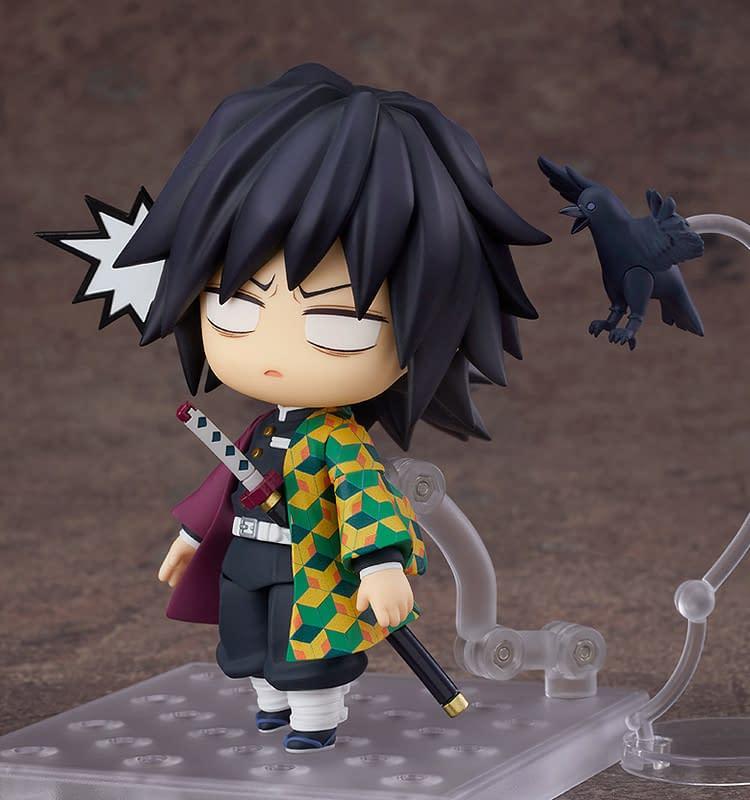 Good Smile Rereleases Popular Demon Slayer: Kimetsu no Yaiba Figures