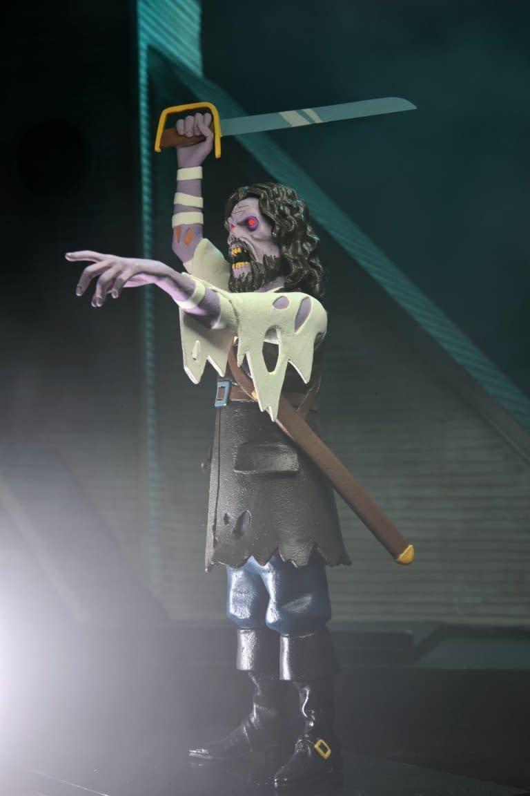 NECA Reveals Toony Terrors New Wave: Re-Animator, The Fog, More