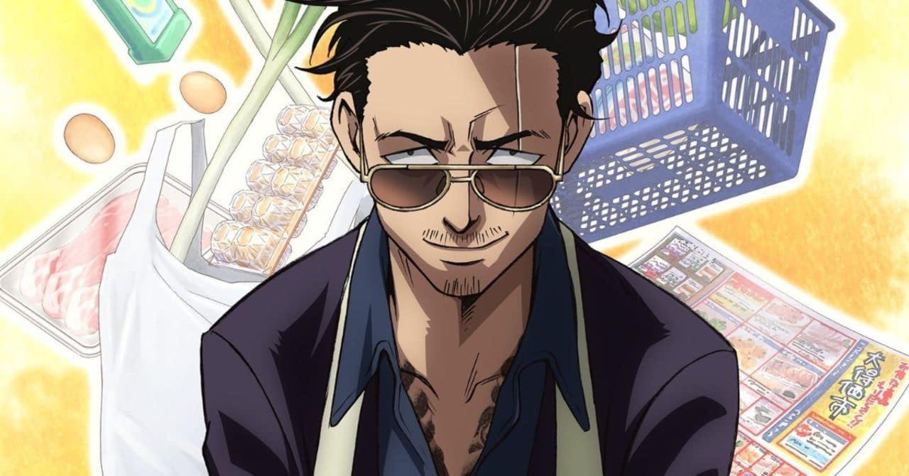 The Way Of The Househusband Great Manga Worst Anime Of The Century