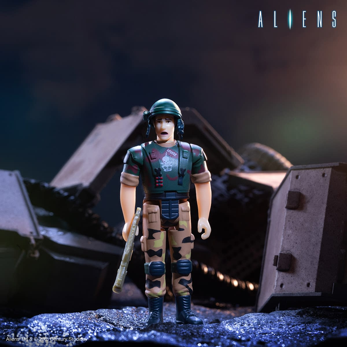 Happy Alien Day! Super7 Reveals New Xenomorphs, Hudson ReAction