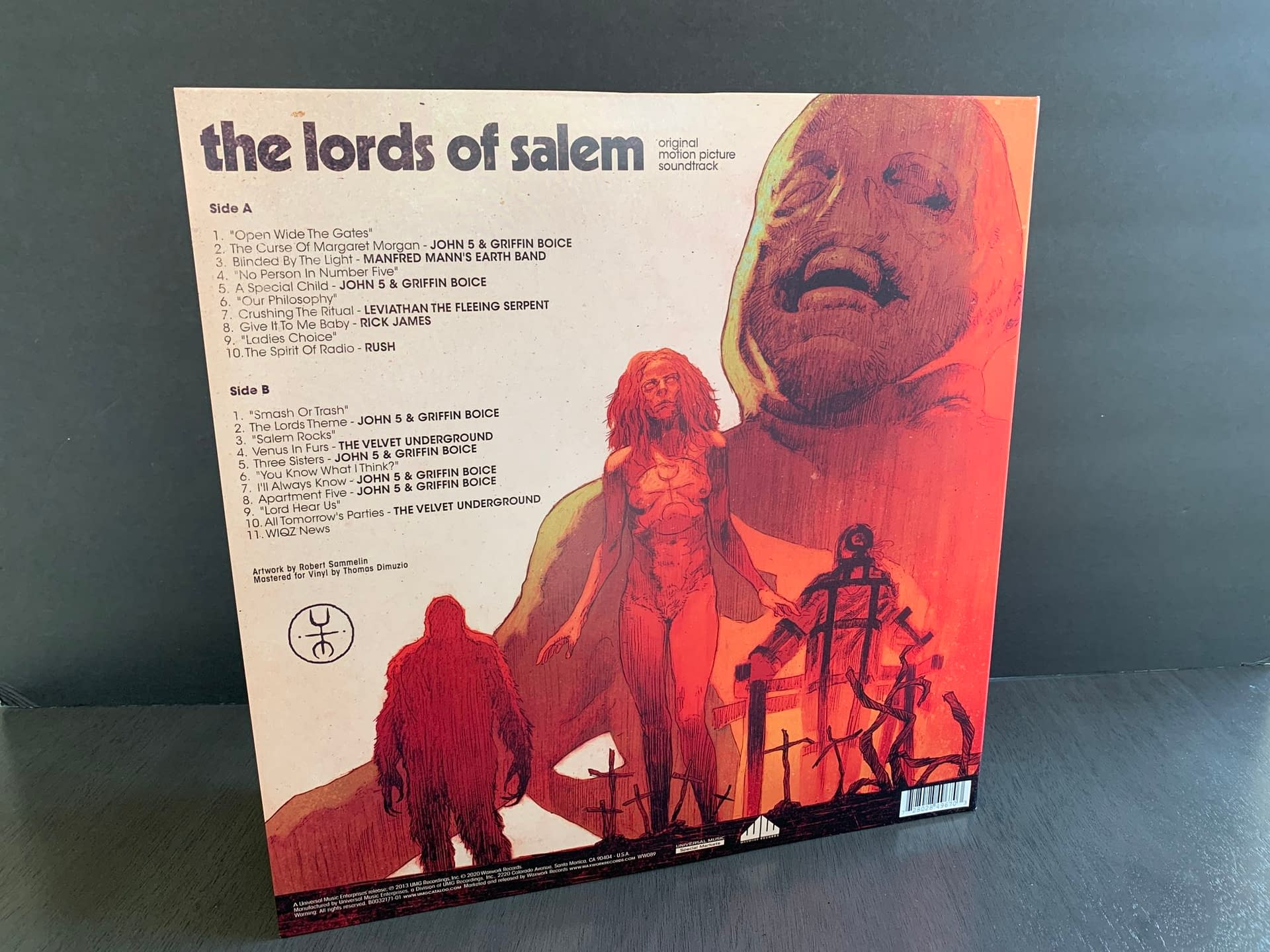 Lords Of Salem May Be The Best Waxwork Records Release To Date