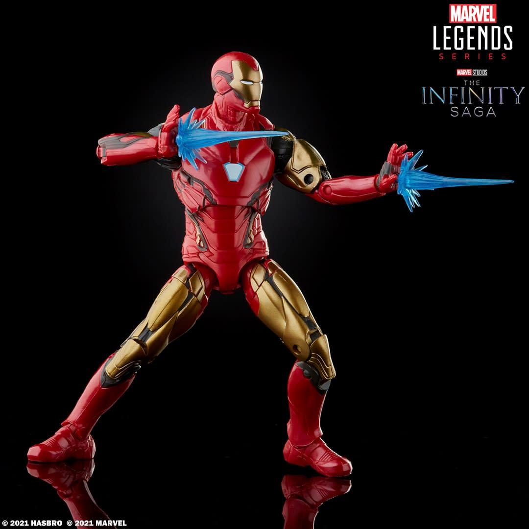 Marvel Legends MCU Iron Man/Thanos Snap Set, Odin Up For Order