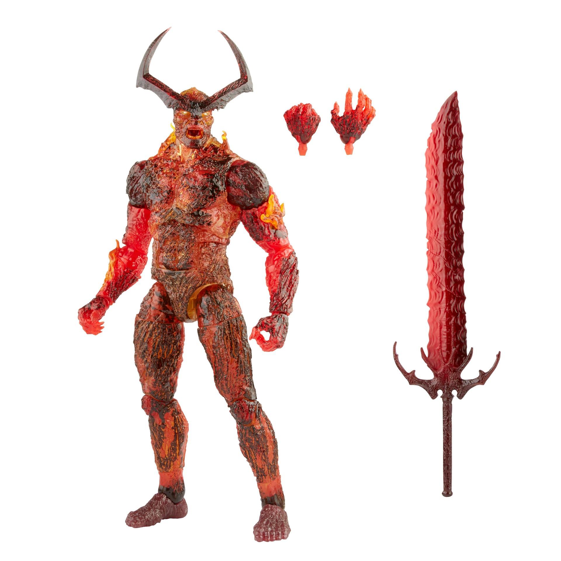 Marvel Legends Monday Reveals: Thor Ragnarok Surtur