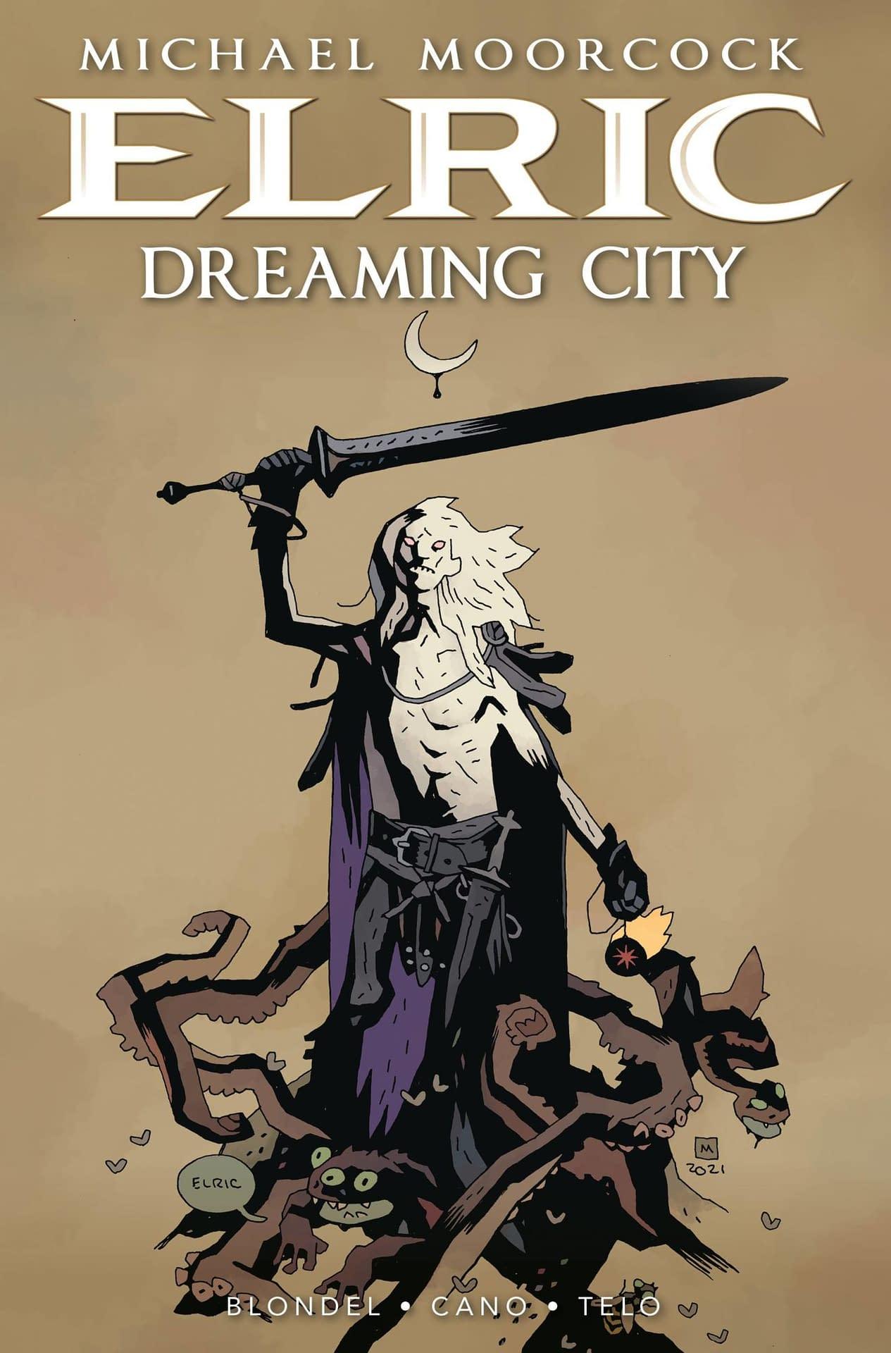 ELRIC DREAMING CITY #1 CVR A MIGNOLA (MR)