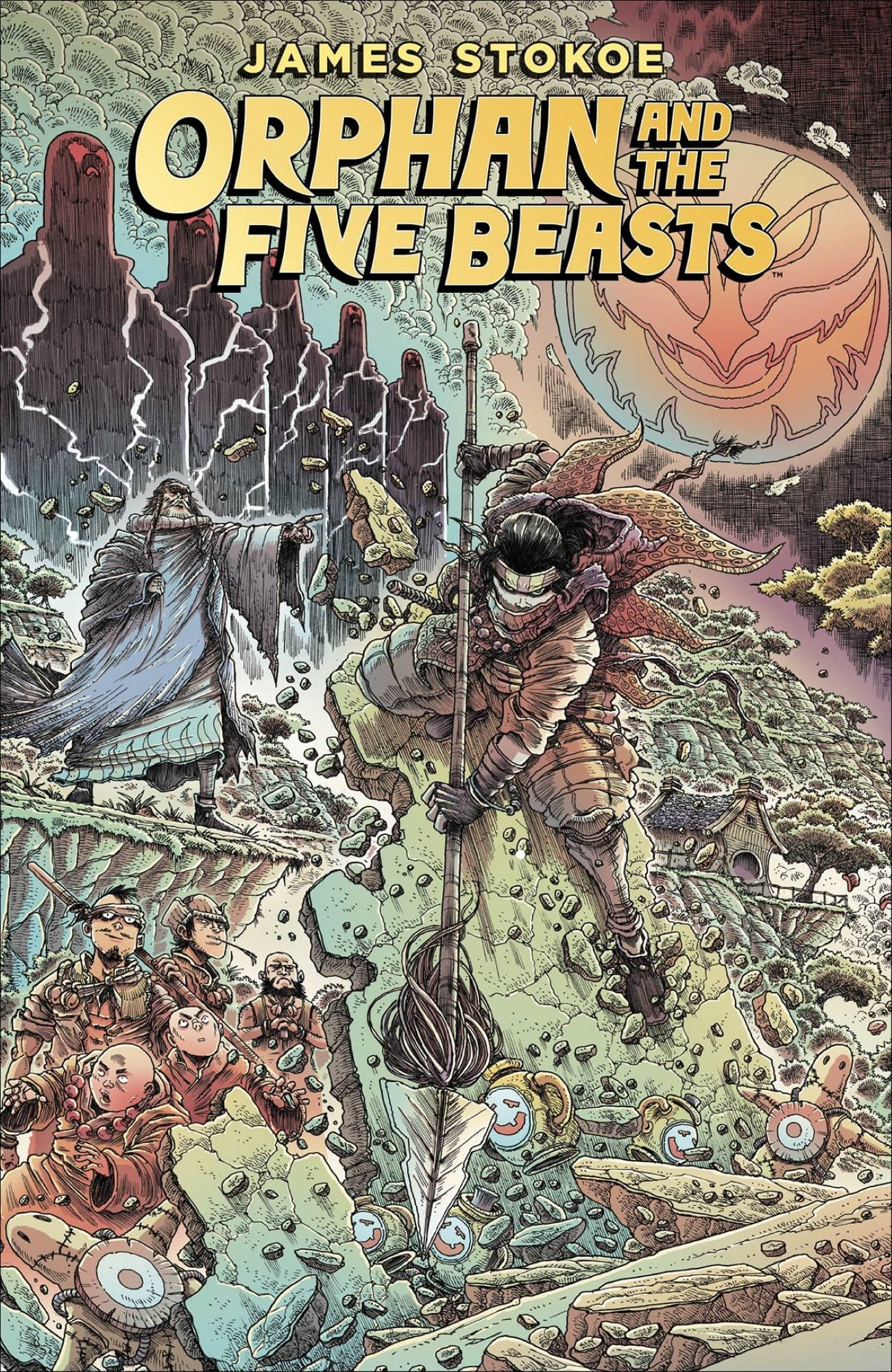 ORPHAN & FIVE BEASTS TP