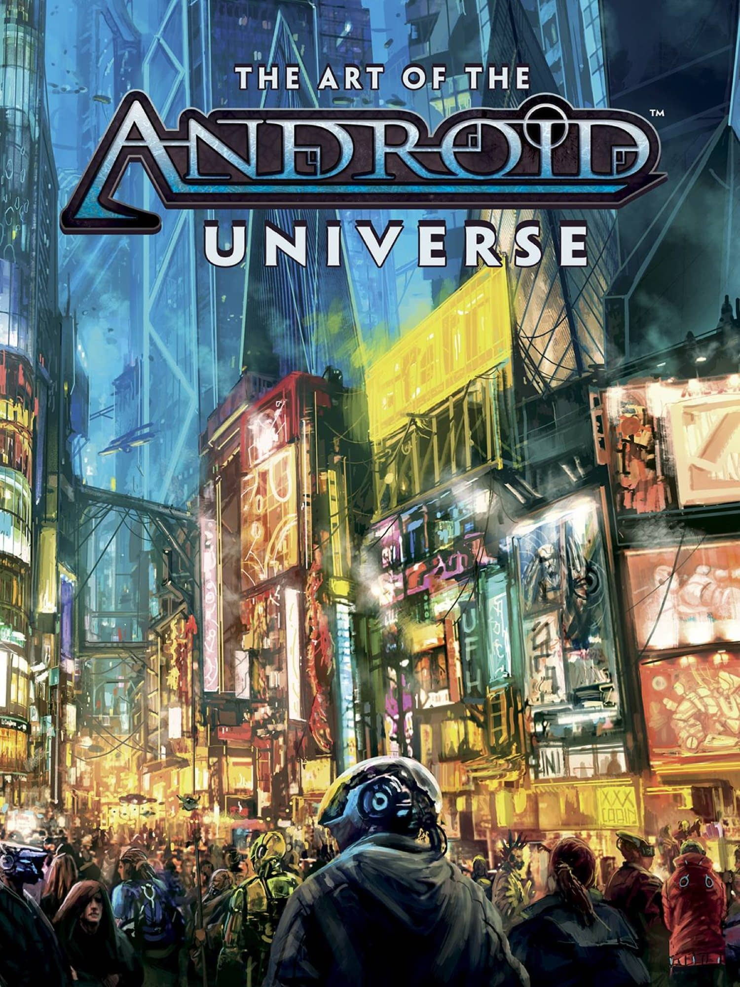 ART OF ANDROID UNIVERSE HC