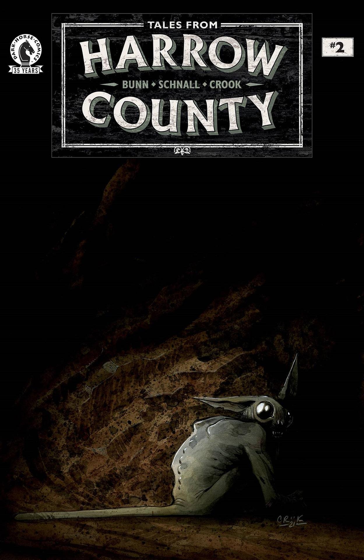 TALES FROM HARROW COUNTY FAIR FOLK #2 (OF 4) CVR B CROOK