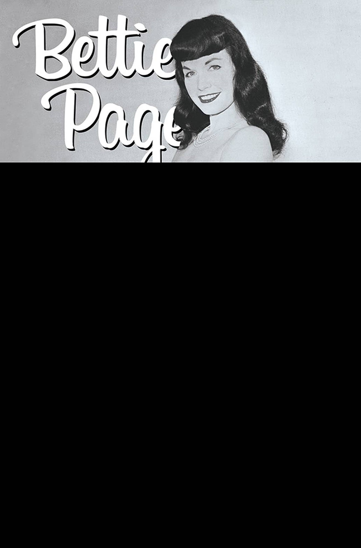 BETTIE PAGE & CURSE OF THE BANSHEE #3 CVR P BLACK BAG PHOTO