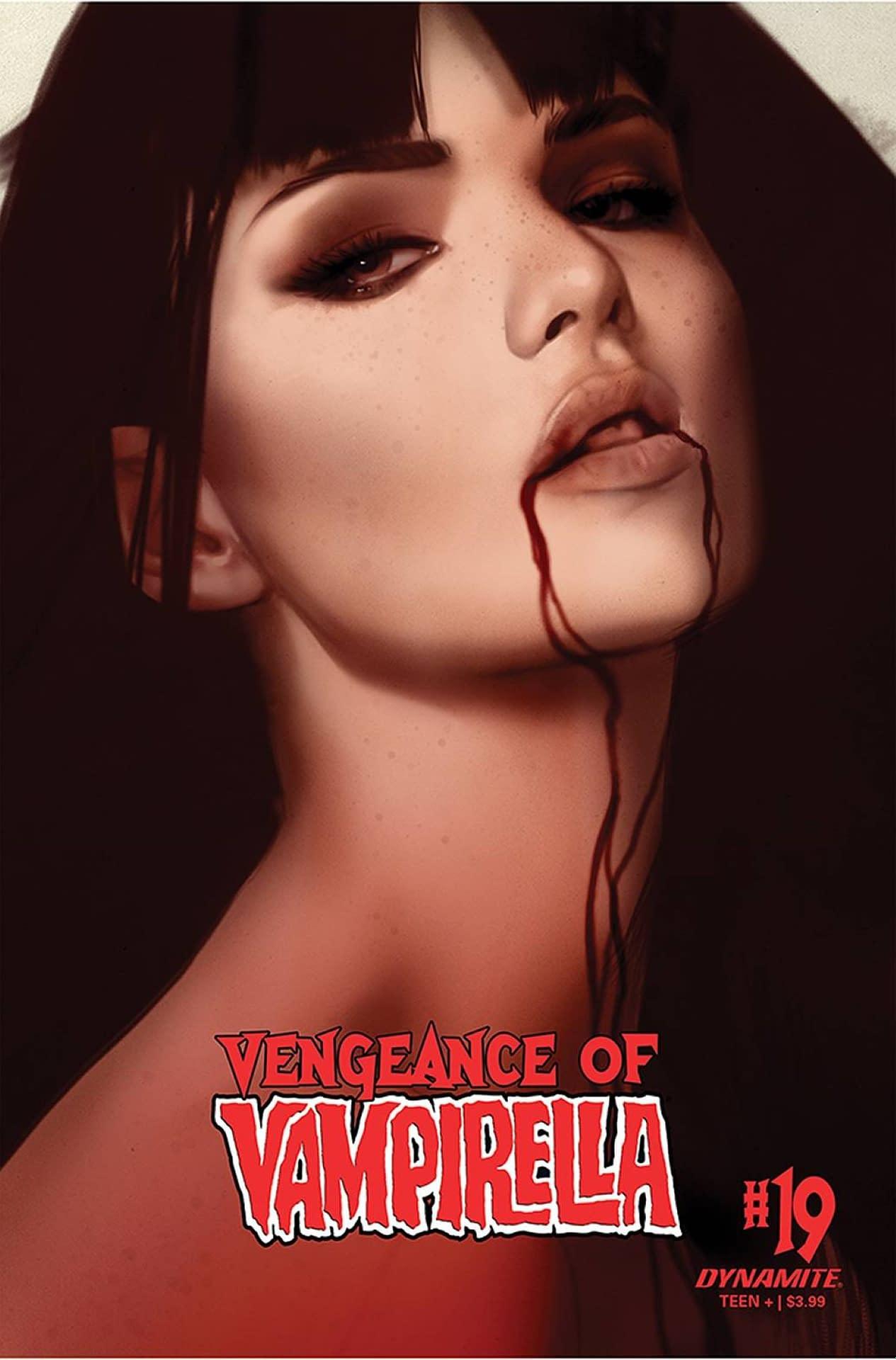 VENGEANCE OF VAMPIRELLA #21 CVR B OLIVER