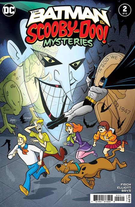 PrintWatch: Batman/Scooby-Doo Mysteries Gets An Extravaganza