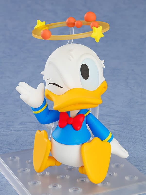 Donald Ducks Starts His New Adventure With Good Smile Company