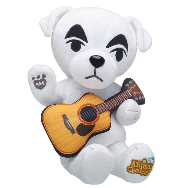 Animal Crossing K.K. Slider Comes To Build-A-Bear Workshop