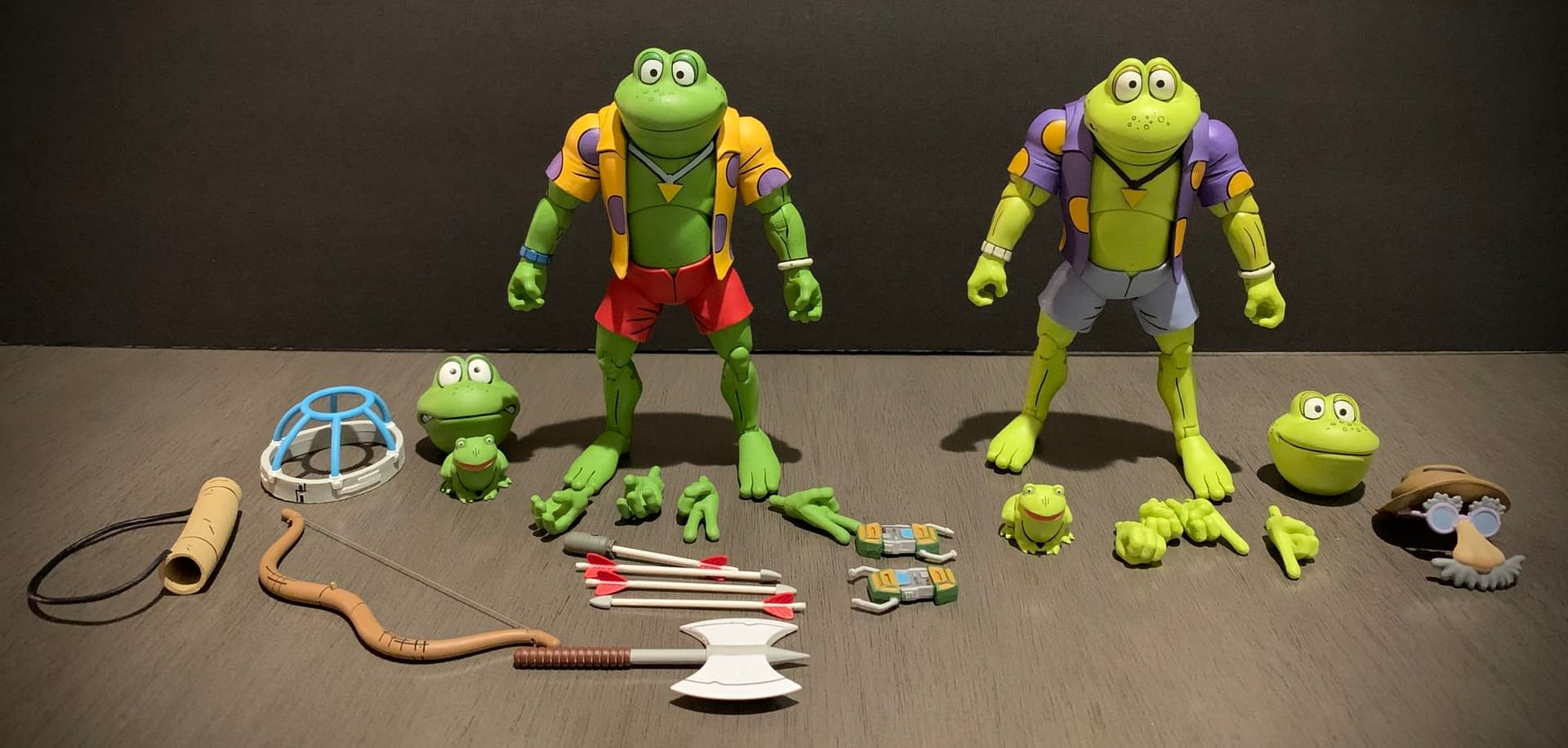 TMNT NECA Overload: We Look At Three Awesome New Figures