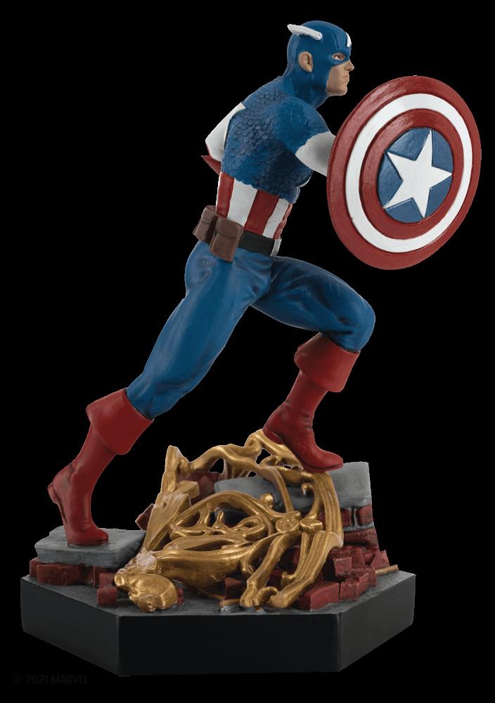 Eaglemoss Reveals New Marvel Vs Hero Collector Statues