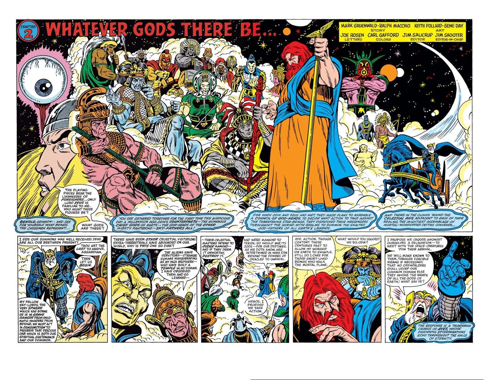 The Comic Book
