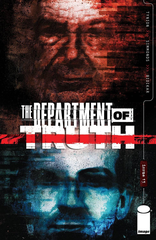 DEPARTMENT OF TRUTH #13 CVR A SIMMONDS (MR)