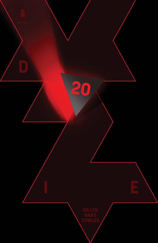 DIE #20 CVR A HANS (MR)