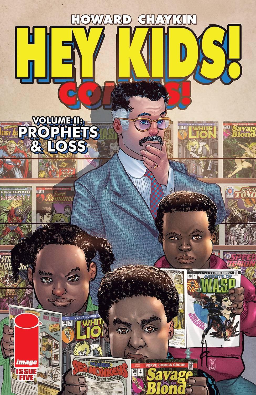 HEY KIDS COMICS VOL 02 PROPHETS & LOSS #5 (OF 6) (MR)