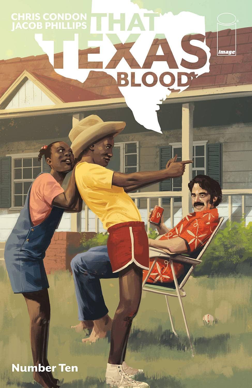 THAT TEXAS BLOOD #10 (MR)