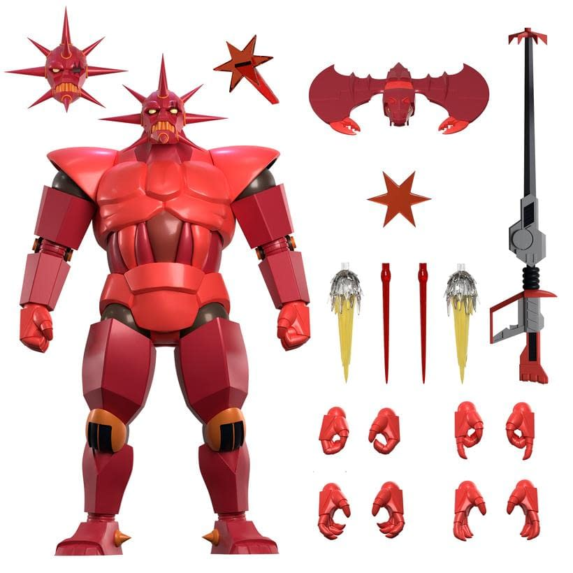 Silverhawks Ultimates Wave One Now Up For Preorder At Super7