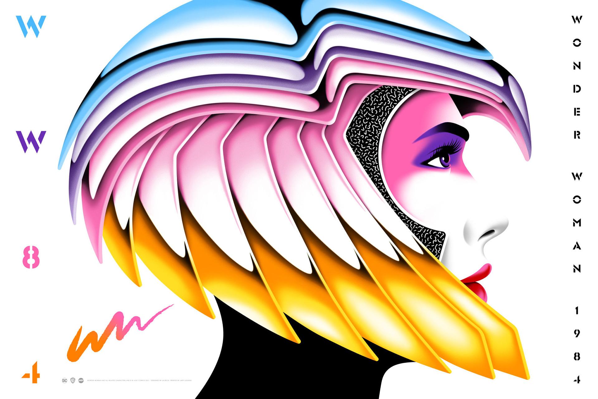 Mondo Music Release of The Week: Wonder Woman 84