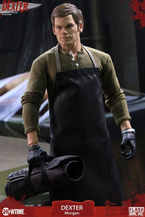 Dexter Morgan Returns With A Bloody Perfect Figure From Flashback