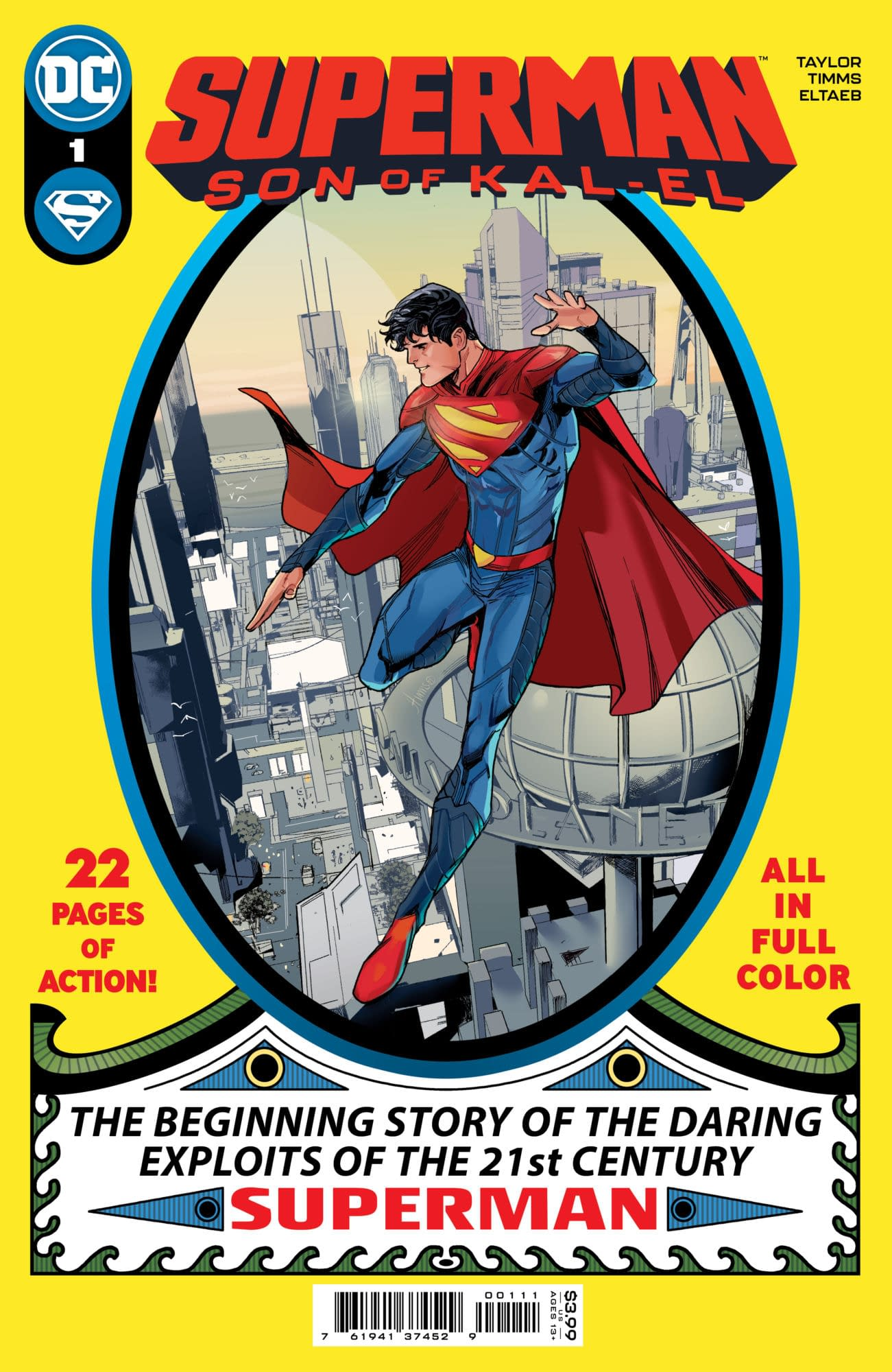 This week from DC COMICS!