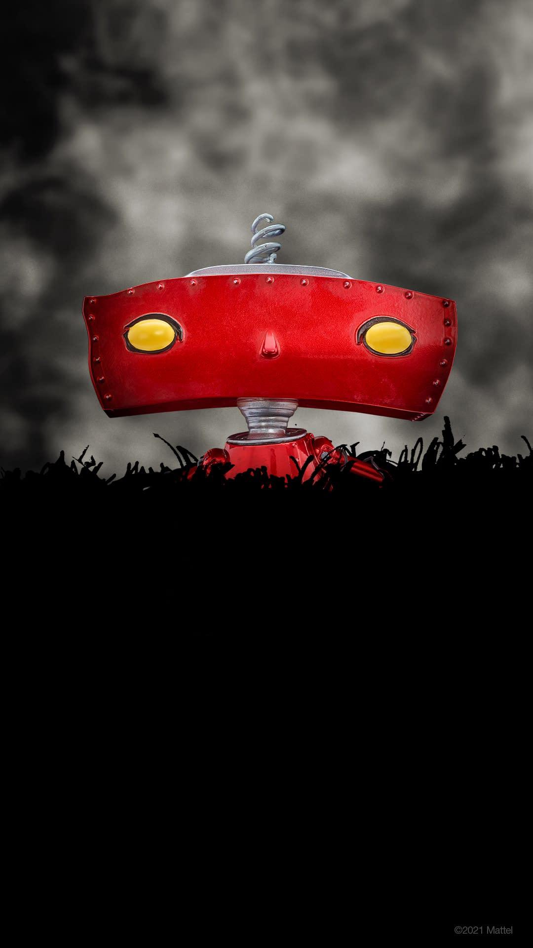 Mattel Creations Is Selling A Bad Robot Figure, JJ Abrams Fans
