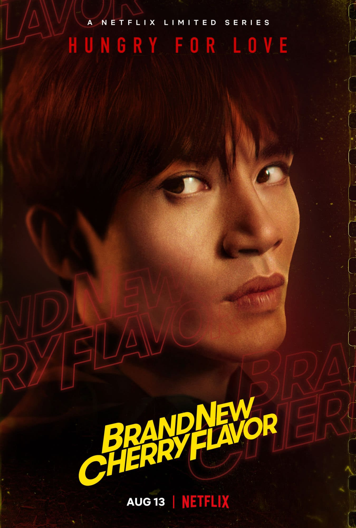 Brand New Cherry Flavor Full Trailer & Character Posters Are Here
