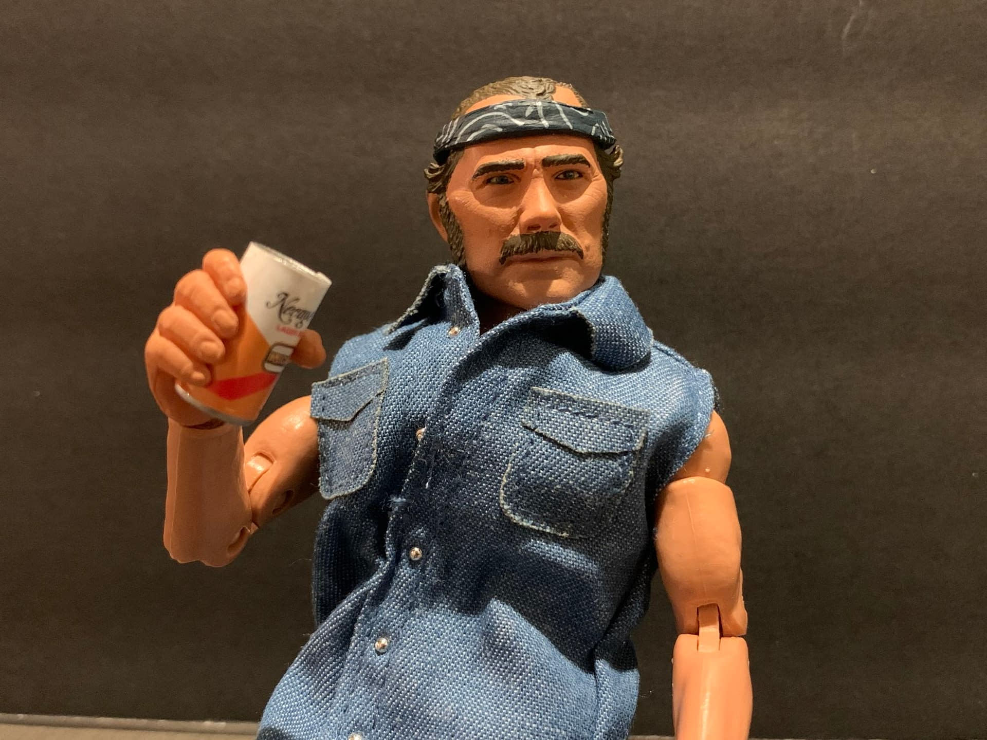 NECA's New Jaws Quint Figure Will Thrill You, And Make You Sad