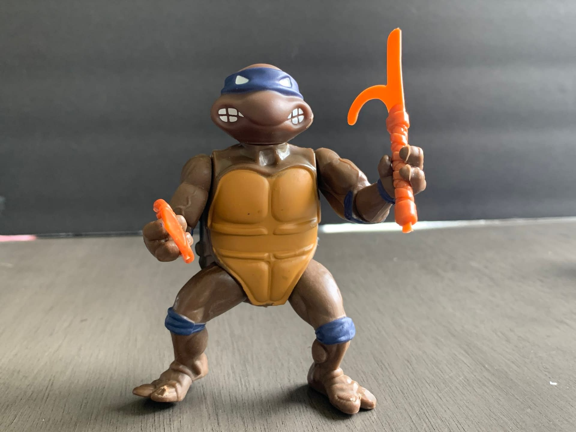 TMNT Sewer Lair Retro Figure Box Set Delights Fans Old & New