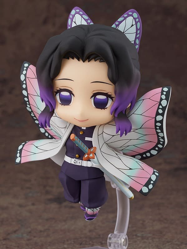 The Insect Hashira of the Demon Slayer Corps. Comes to Good Smile