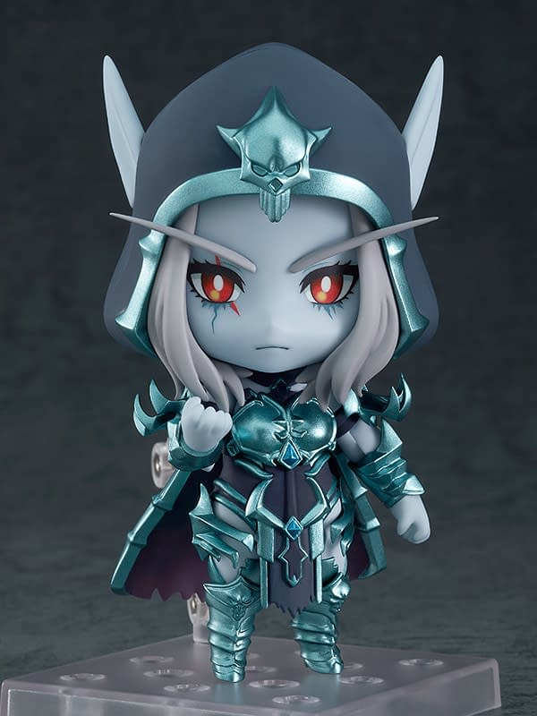 World of Warcraft Banshee Queen Sylvanas Coming From Good Smile