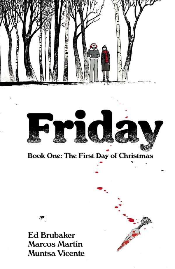 Physical Edition Of Friday Through Image Comics Partnership With Panel Syndicate