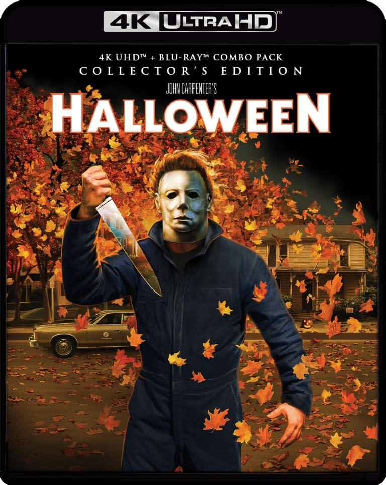 Halloween 1-5 Releasing Yet Again On From Shout Factory In October