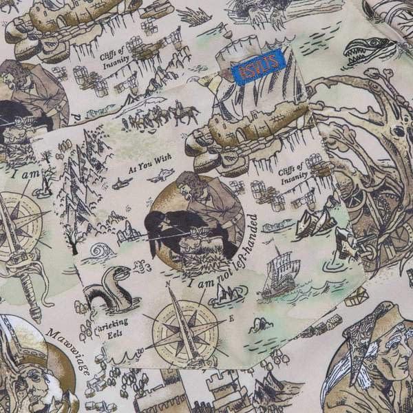 RSVLTS Announces Heroic The Princess Bride Button Down Collection