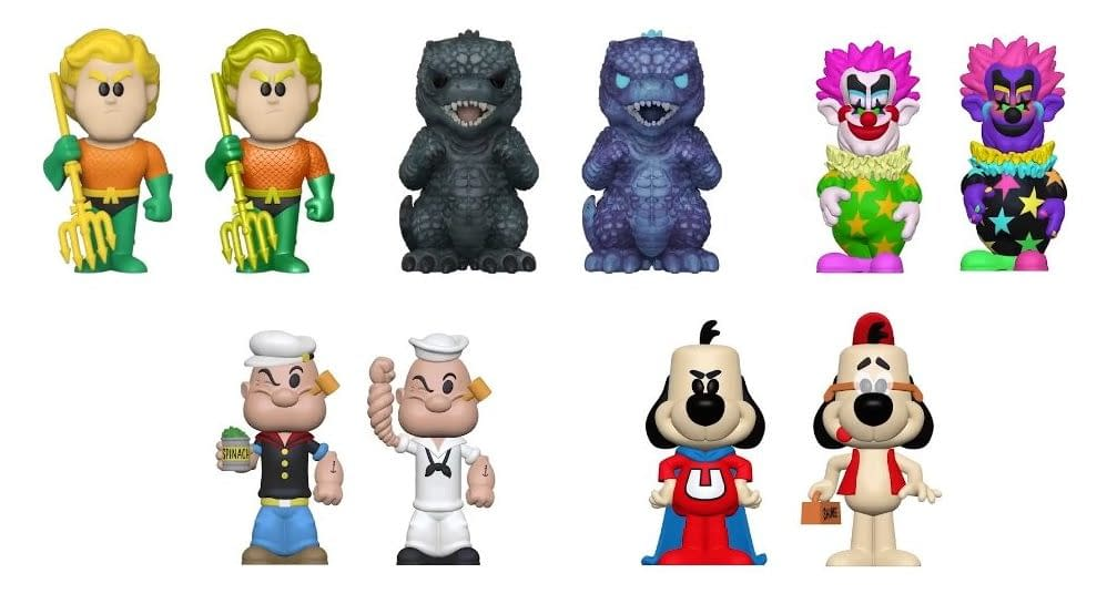 Here Are All the New Funko Soda Vinyls Reveals for Fundays 2021