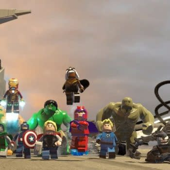 LEGO Marvel Super Heroes Arrives On Nintendo Switch This Fall