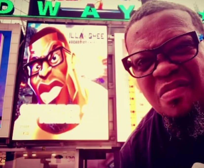 Painter Demar Douglas Waves A False Flag: Subversive Fiction