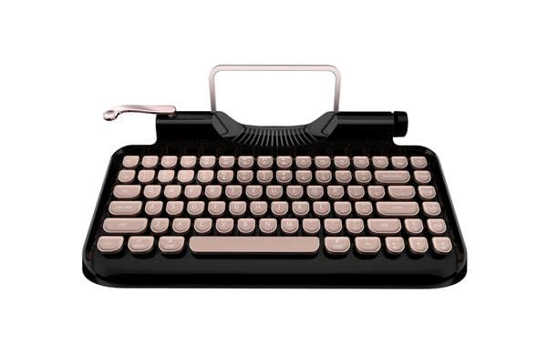 KnewKey Retro-style USB Keyboard Offers Best of Both Eras - Review