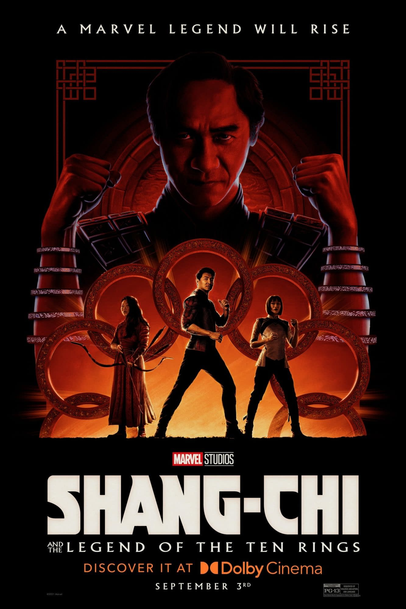 Shang-Chi and The Legend of The Ten Rings: New Poster and Clip