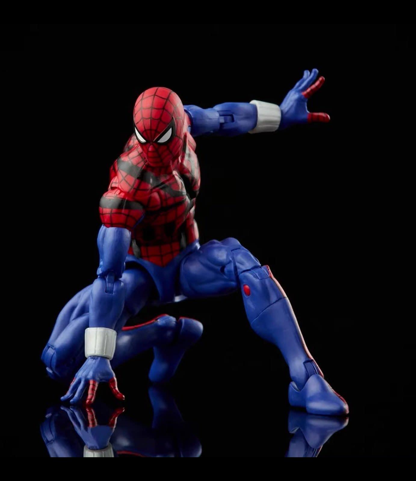 Marvel Legends Team Reveals New Spider-Man Wave, More