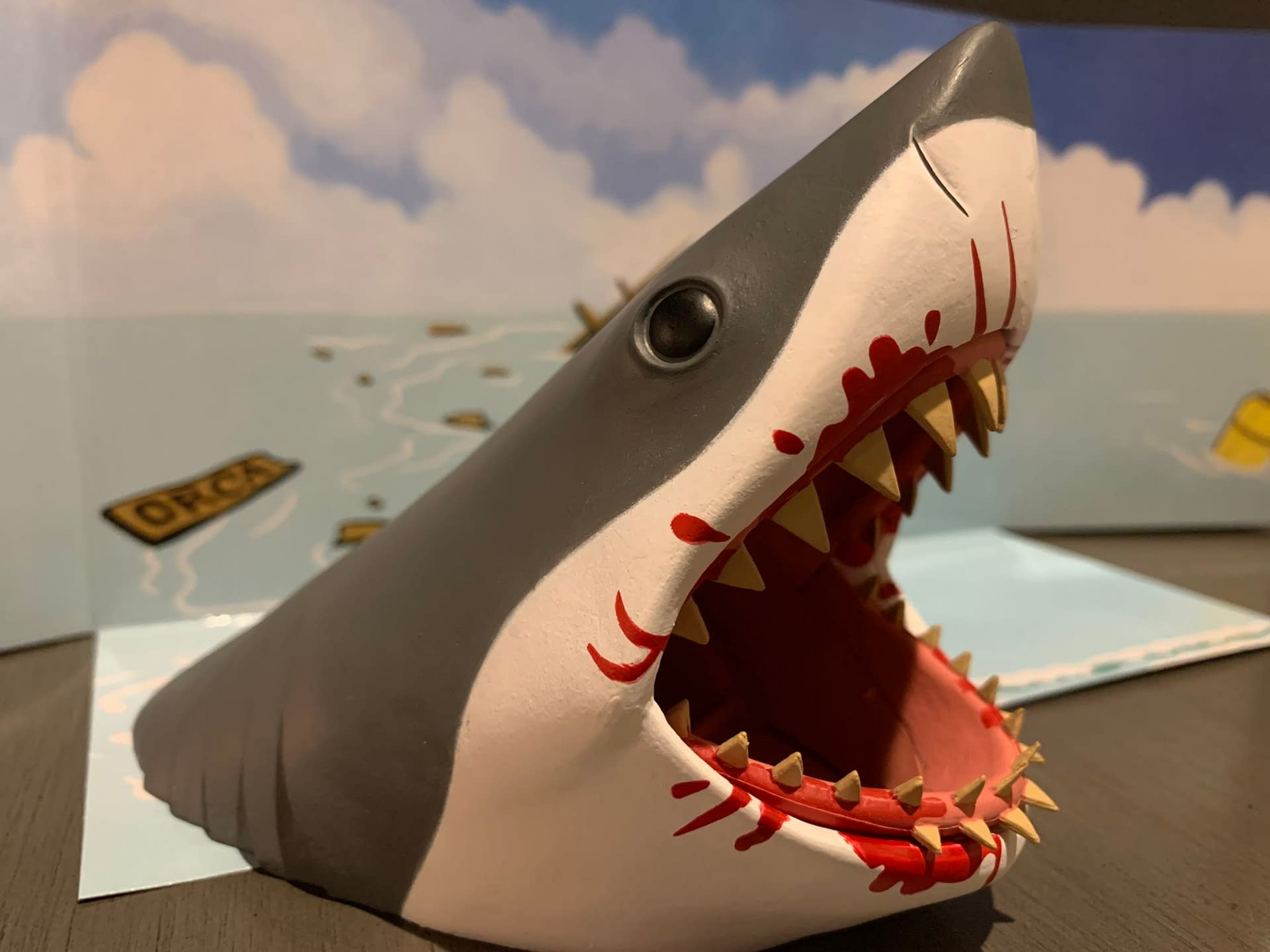 Jaws Toony Terror Is The Peak Of NECA's Awesome Horror Line