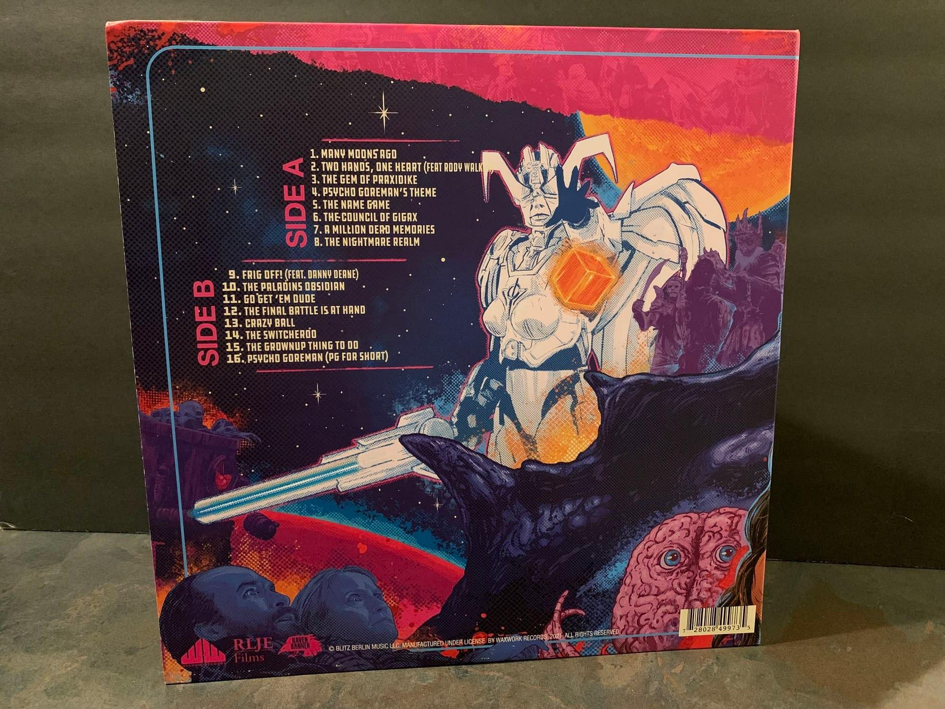 Psycho Goreman Waxwork Records Release Is A Treat