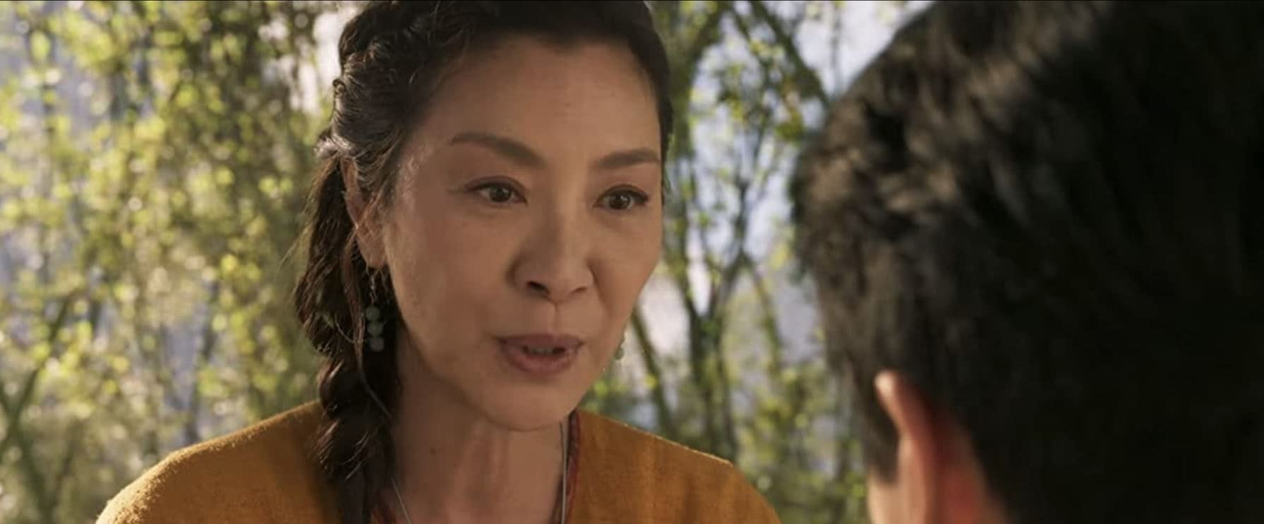 Shang-Chi Star Michelle Yeoh
